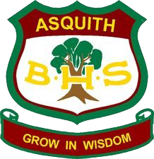 Asquith Boys High School logo